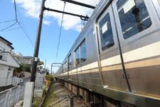 京王井の頭線の電車の画像005
