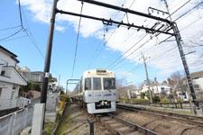 京王井の頭線の電車の画像006