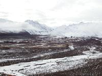 デナリ国立公園の山の画像002