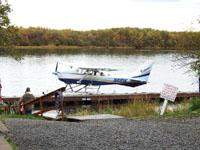 アラスカの水上飛行機の画像001