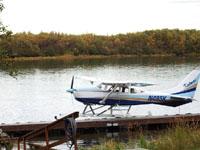 アラスカの水上飛行機の画像002
