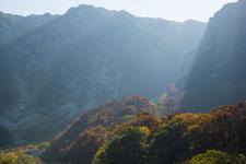 大山の紅葉の画像008