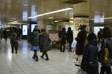 新宿の地下道の画像003