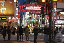 新宿の歌舞伎町の画像001