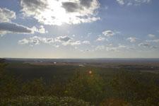 釧路湿原のパノラマ展望の画像005