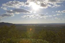 釧路湿原のパノラマ展望の画像018