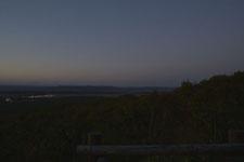 釧路湿原の夕焼けの画像008