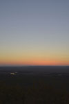 釧路湿原の夕焼けの画像010