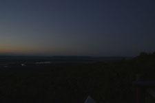 釧路湿原の夕焼けの画像016