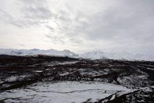 デナリ国立公園の山の画像003