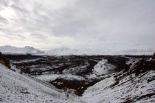 デナリ国立公園の山の画像005
