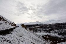 デナリ国立公園の山の画像006