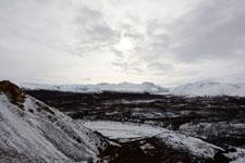 デナリ国立公園の山の画像007