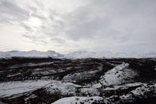 デナリ国立公園の山の画像008