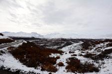 デナリ国立公園の山の画像009