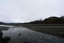 デナリ国立公園の川の画像003