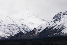 デナリ国立公園の山の画像011