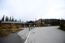 デナリ国立公園の建物