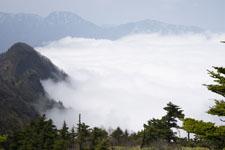 瓶ヶ森の山の画像013