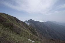 瓶ヶ森の山の画像017