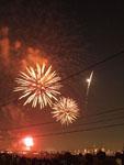 多摩川花火大会の画像001