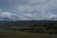 イエローストーン国立公園の草原の画像006