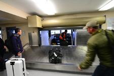 アラスカの空港の画像004