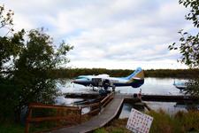 アラスカの水上飛行機の画像004