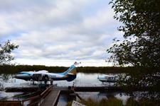 アラスカの水上飛行機の画像005