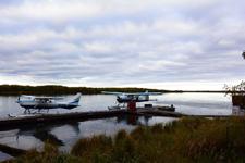 アラスカの水上飛行機の画像006