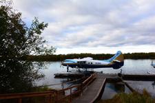 アラスカの水上飛行機の画像007