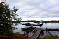 アラスカの水上飛行機の画像008