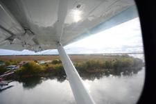 アラスカの水上飛行機の画像010