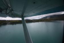 アラスカの水上飛行機の画像014