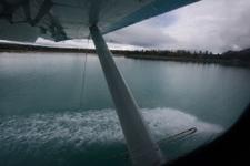 アラスカの水上飛行機の画像015