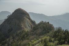 瓶ヶ森の山の画像023
