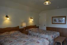 イエローストーン国立公園のホテルの画像001