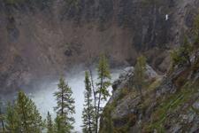 イエローストーン国立公園の川の画像009
