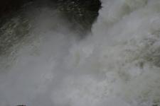 イエローストーン国立公園の川の画像012