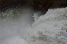 イエローストーン国立公園の川の画像013