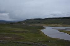 イエローストーン国立公園の湿原の画像004