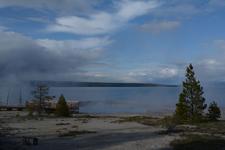 イエローストーン国立公園のホットスプリングの画像031