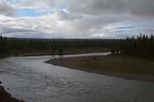 イエローストーン国立公園の川の画像015