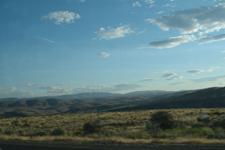 アメリカのハイウェイからの景色の画像001