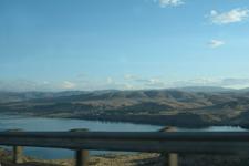 アメリカのハイウェイからの景色の画像003