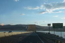 アメリカのハイウェイからの景色の画像007