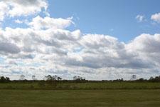 中標津の草原と雲の画像002