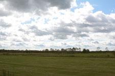 中標津の草原と雲の画像004