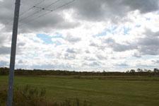 中標津の草原と雲の画像005