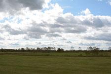 中標津の草原と雲の画像006